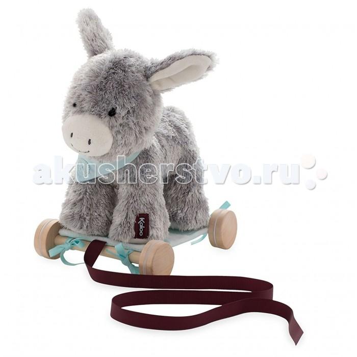 Каталки-игрушки Kaloo Друзья Ослик на колесиках, Каталки-игрушки - артикул:484461