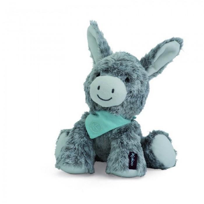 Мягкие игрушки Kaloo Друзья Ослик 45 см игрушки для детей