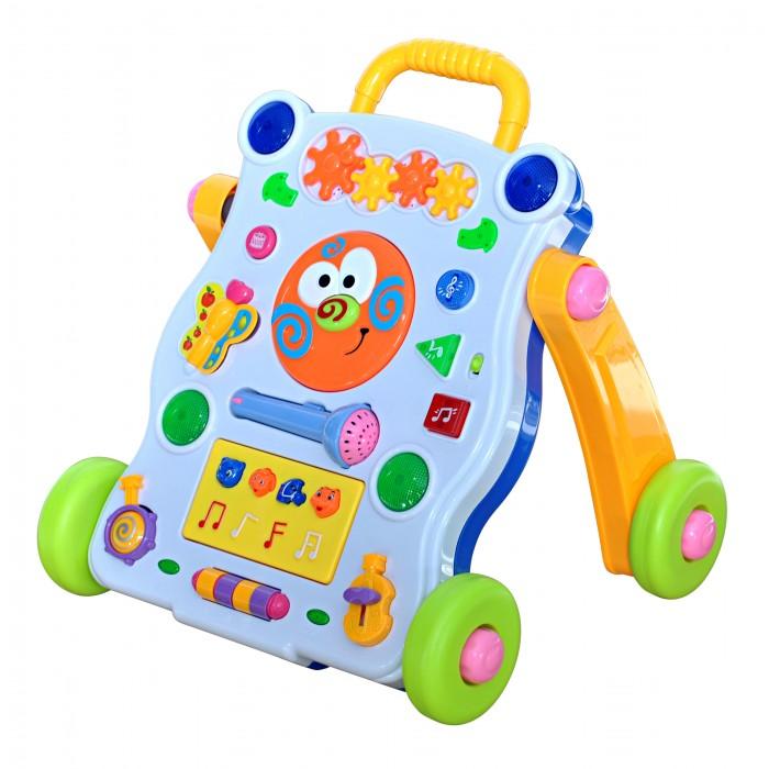 Детская мебель , Ходунки Everflo Игровой центр Колобок арт: 484661 -  Ходунки