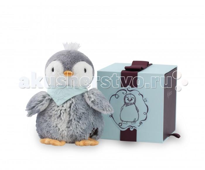 Мягкие игрушки Kaloo Друзья Пингвин 19 см, Мягкие игрушки - артикул:484686