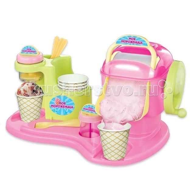 Игралия Игровой набор Мороженица ZYB-B1266