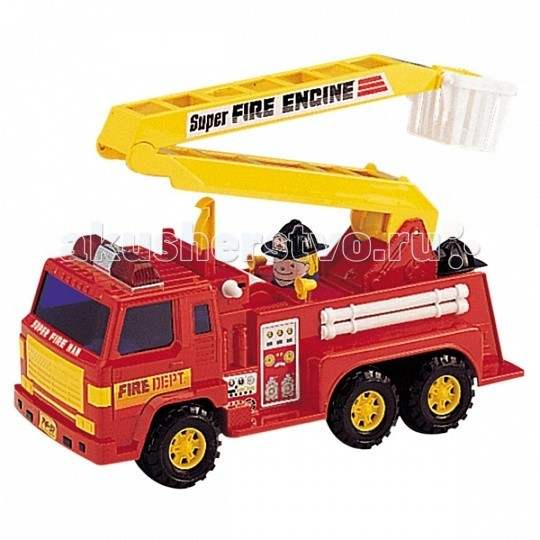 Машины Daesung Модель Машина Пожарная 404