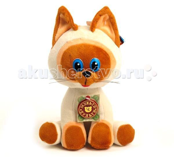 Мягкие игрушки Мульти-пульти Котенок Гав 23 см мульти пульти мягкая игрушка принцесса луна 18 см со звуком my little pony мульти пульти