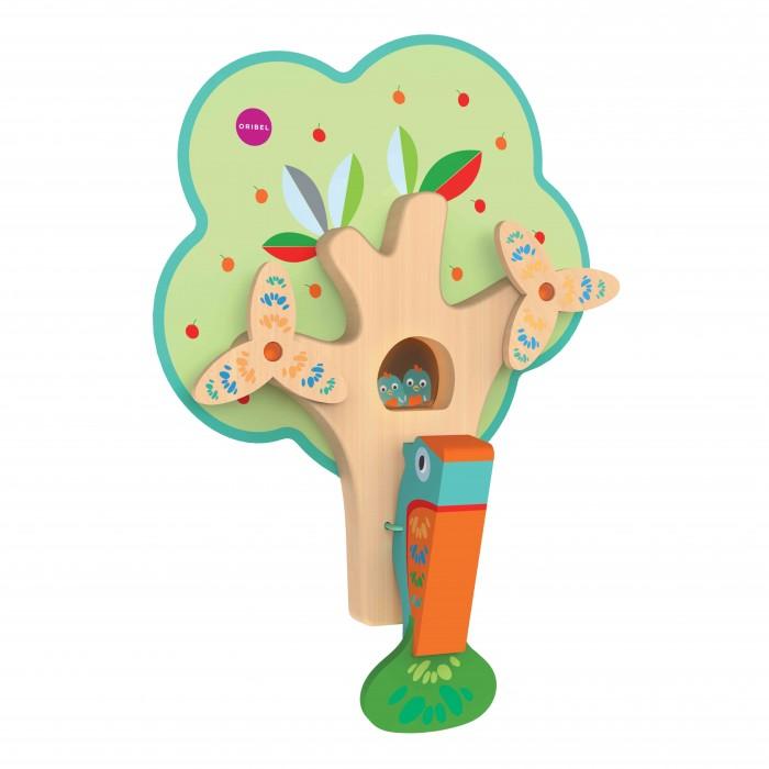 Деревянная игрушка Oribel Vertiplay Занятой дятел