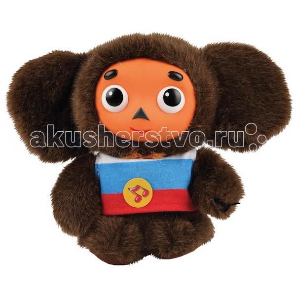 Мягкие игрушки Мульти-пульти Чебурашка 17 см мульти пульти мягкая игрушка слоник 16 см со звуком мульти пульти