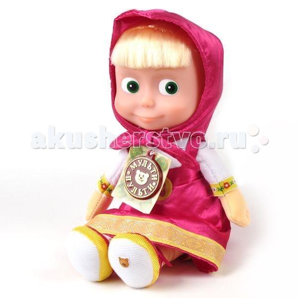 Мягкая игрушка Мульти-пульти Маша 40 см