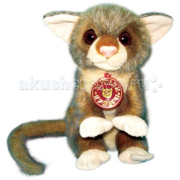 Мягкие игрушки Мульти-пульти Лемур 22.5 см мягкие игрушки мульти пульти верта 27 см