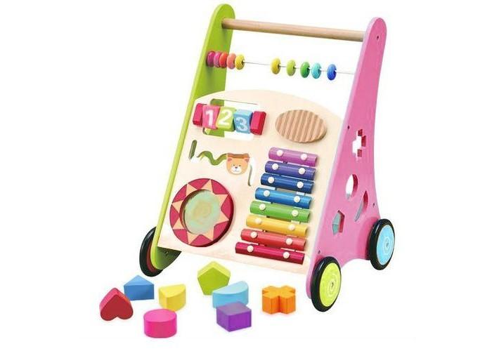 Детская мебель , Ходунки Kids4kids Развивающий центр Мои первые шаги арт: 487116 -  Ходунки