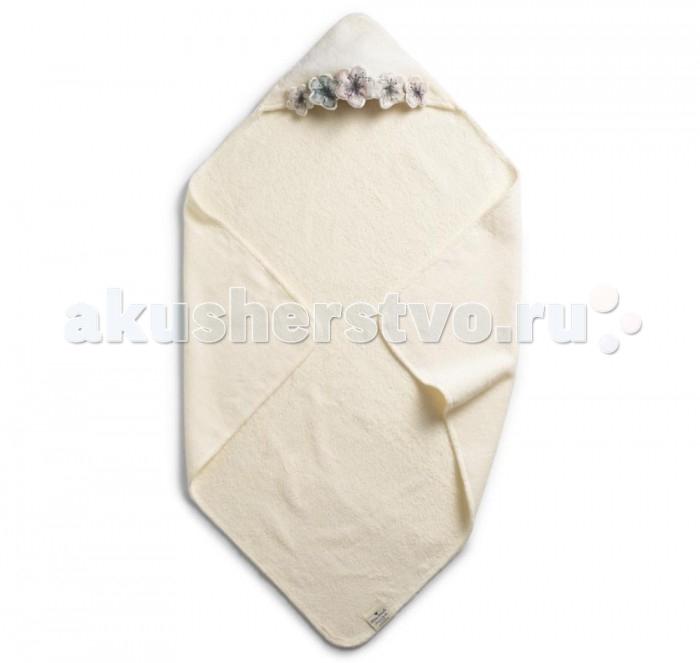 Полотенца Elodie Details Полотенце с капюшоном после купания Embedding Bloom, Полотенца - артикул:487341