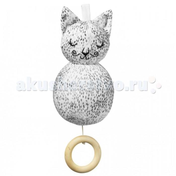 Мобили Elodie Details Музыкальный Dots of Fauna Kitty, Мобили - артикул:487386