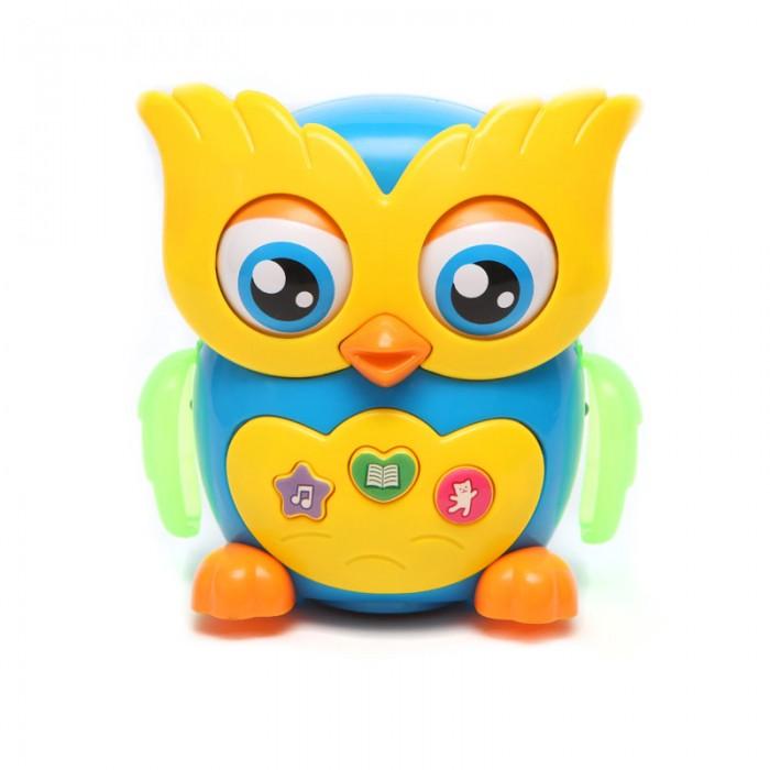 Музыкальные игрушки Азбукварик Сова азбукварик электронная музыкальная игрушка курочка ряба