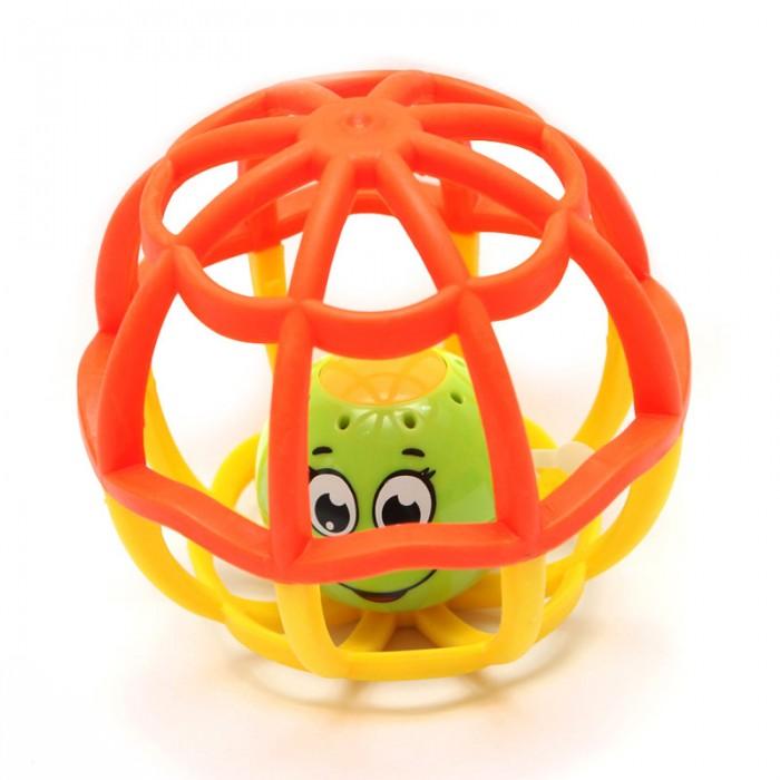 Музыкальные игрушки Азбукварик Мячик хохотуша