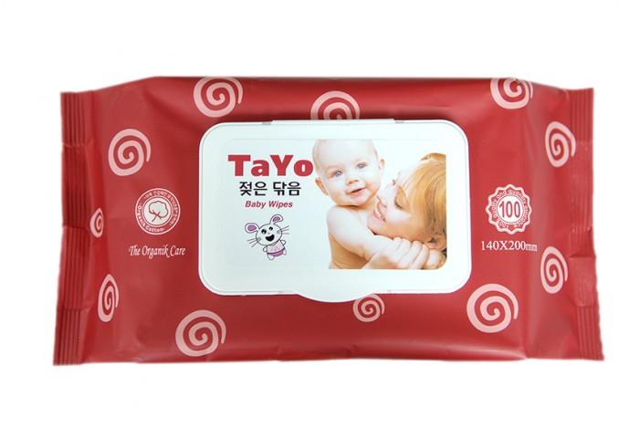 Купить TaYo Влажные салфетки 80 шт. в интернет магазине. Цены, фото, описания, характеристики, отзывы, обзоры