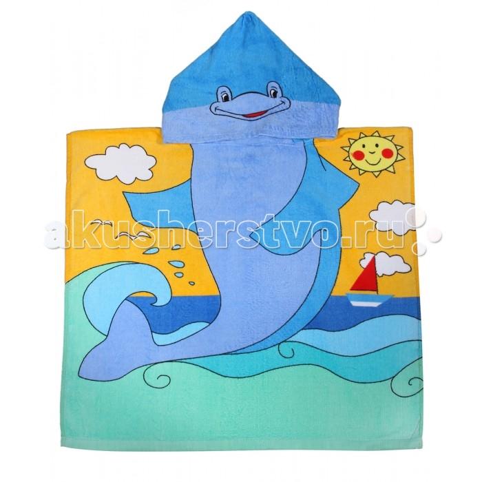 Полотенца Dream Time Пончо Дельфин