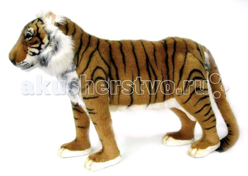 Мягкие игрушки Hansa Тигр 60 см игрушки