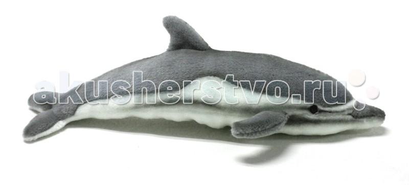 Мягкие игрушки Hansa Дельфин 40 см мягкие игрушки estro совёнк подмигивающий