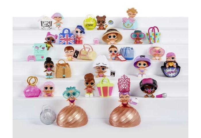 Куклы и одежда для кукол L.O.L. Кукла-Конфетти Сестрёнки купить алюминевый бак под воду