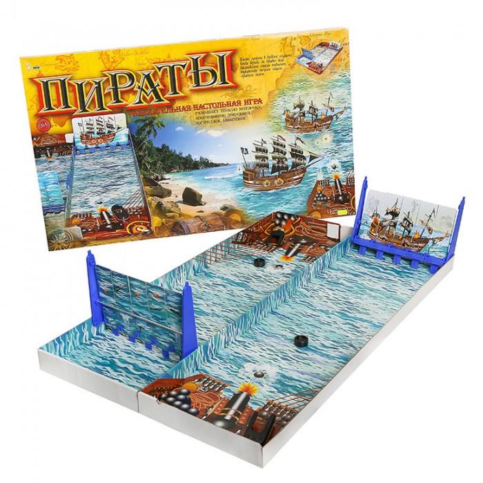 Настольные игры Омский Завод Пираты ompir геменот настольная игра пираты 7 морей