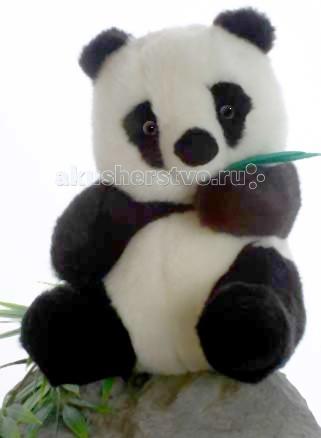 Мягкие игрушки Hansa Панда 25 см мягкие игрушки estro совёнк подмигивающий