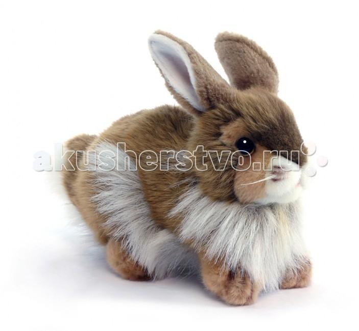 Мягкие игрушки Hansa Кролик 23 см мягкие игрушки hansa бегемот 30 см