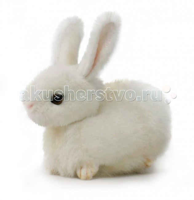 Мягкие игрушки Hansa Заяц 17 см мягкие игрушки hansa кролик 23 см