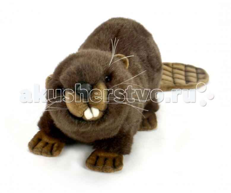 Мягкие игрушки Hansa Бобёр 32 см