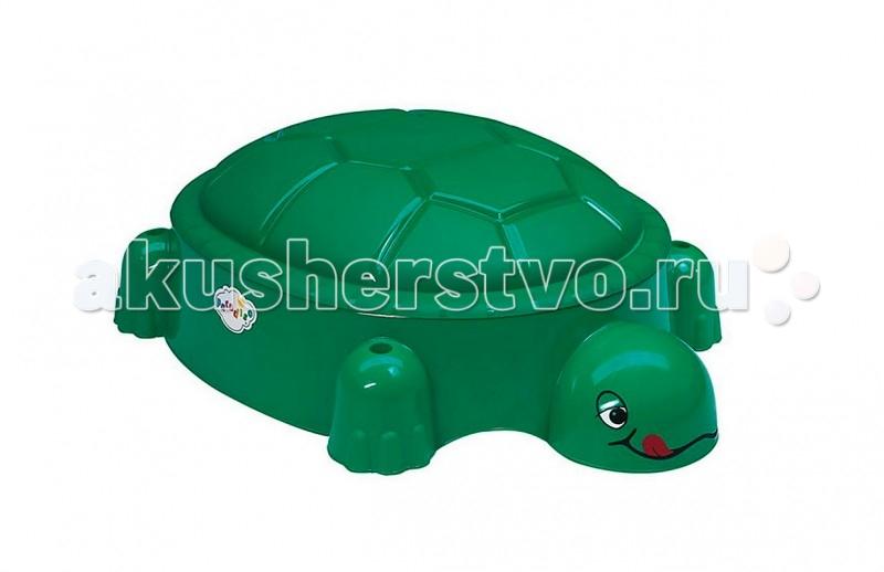 Paradiso Песочница Черепаха с крышкой Т00234