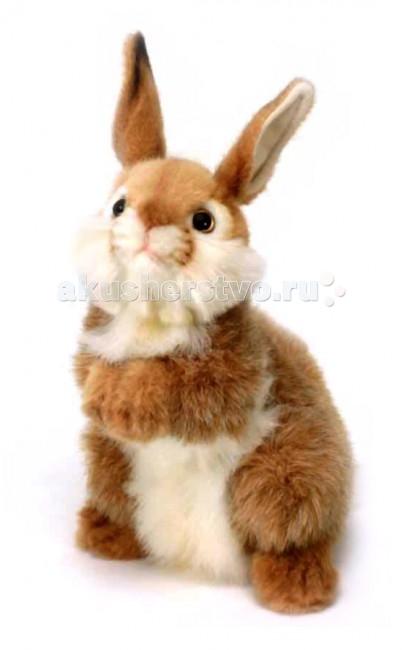 Мягкие игрушки Hansa Кролик 30 см мягкие игрушки hansa бегемот 30 см
