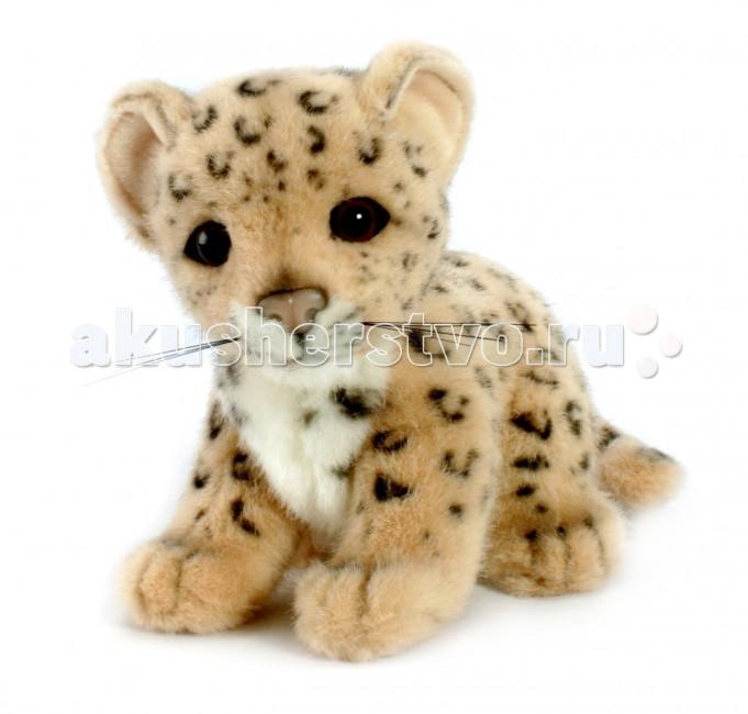 Мягкие игрушки Hansa Детеныш леопарда 18 см мягкие игрушки hansa верблюд 18 см