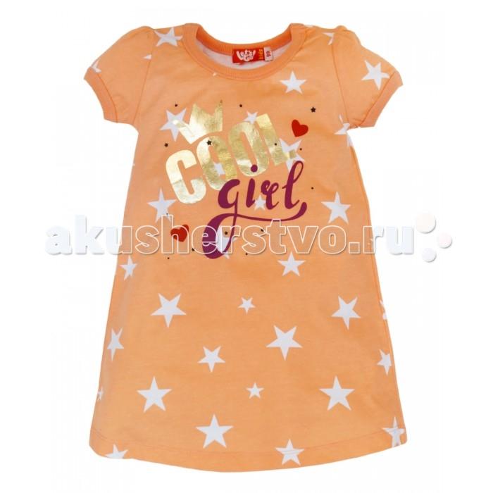 955afec1e5de9a7 Let's Go Ночная сорочка для девочки 9155 - Акушерство.Ru