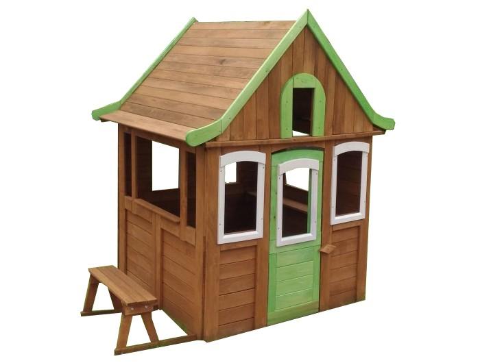 Игровые домики Можга (Красная Звезда) Детский домик Цветочный Р920, Игровые домики - артикул:492301
