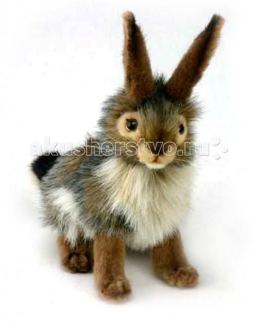 Мягкие игрушки Hansa Чернохвостый заяц 23 см мягкие игрушки hansa чернохвостый заяц 23 см