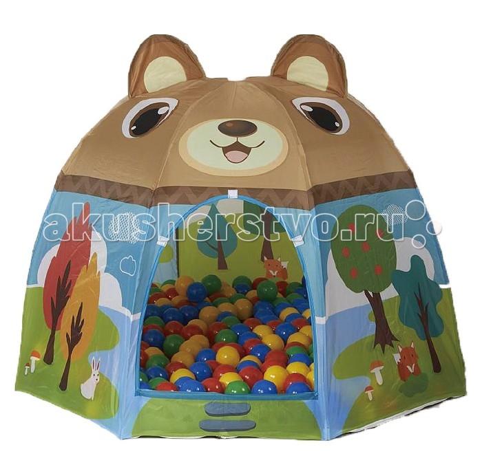 Calida Игровая палатка с шарами Мишка