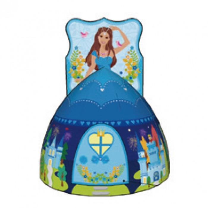 Палатки-домики Calida Игровая палатка с шарами Принцесса, Палатки-домики - артикул:492566