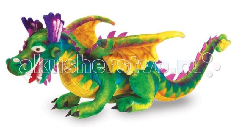 Мягкая игрушка Melissa & Doug Большой Дракон