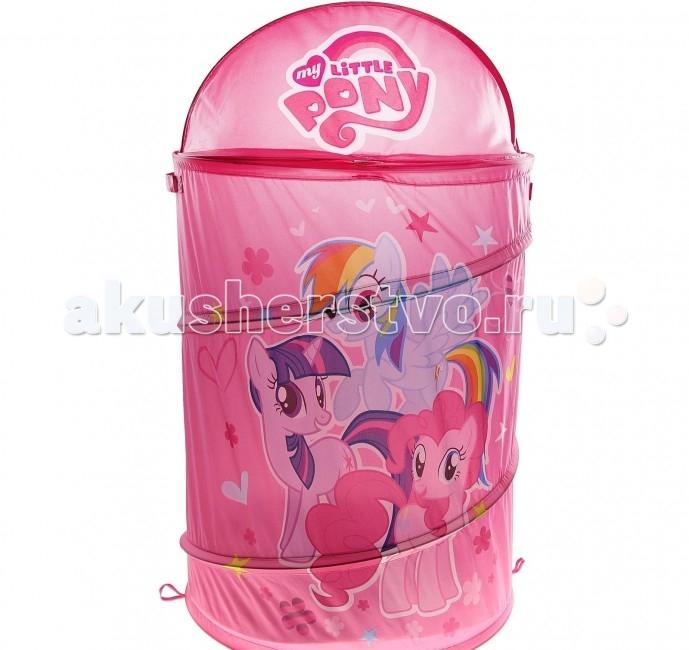 Ящики для игрушек Играем вместе Корзина для игрушек My Little Pony