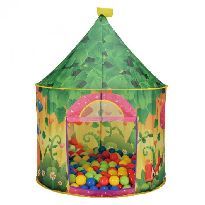 Палатки-домики Calida Игровая палатка с шарами Садовый, Палатки-домики - артикул:493006