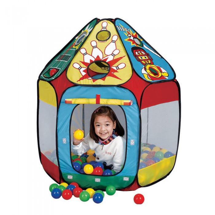 Палатки-домики Calida Игровая палатка с шарами Спорт, Палатки-домики - артикул:493046