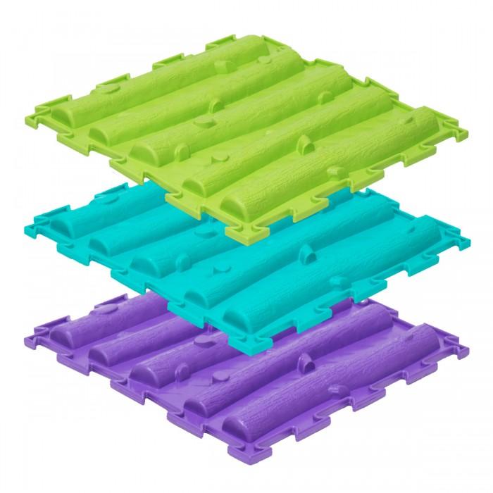 Игровые коврики ОртоДон Модульный массажный Лесенка (Жесткий)