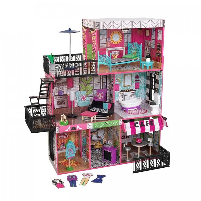 KidKraft Кукольный дом Бруклинский Лофт