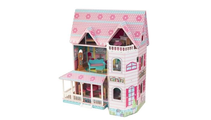 Кукольные домики и мебель KidKraft Кукольный дом Особняк Эбби ибсен г вернувшиеся столпы общества кукольный дом привидения пьесы