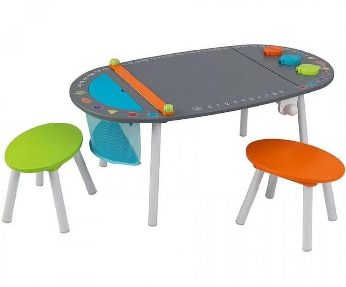 KidKraft Детский игровой набор стол и 2 стула