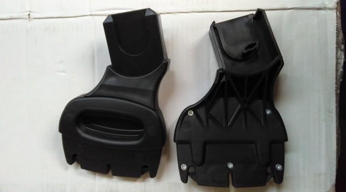 Адаптеры для автокресел Junama 2 шт. адаптеры для автокресел adamex к коляскам