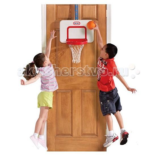 Little Tikes Баскетбольный щит 622243Баскетбольный щит 622243Баскетбольный щит 622243  Баскетбольное кольцо Little Tikes (Литл Тайкс) имеет сетку и с лёгкостью крепится даже на дверь, что позволяет играть, не выходя из дома.  Регулируемая крепёжная лента, с помощью которой можно задавать расположение кольца в зависимости от роста ребенка.  После игры кольцо можно сложить, чтобы оно не мешало.  Кольцо возвращается в исходное положение после удара по нему мячом. Благодаря компактным размерам игрушку удобно хранить.<br>