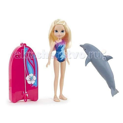 Moxie Кукла Эйвери с плавающим дельфином