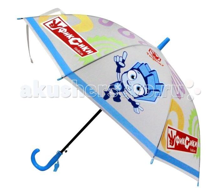 Купить Детский зонтик Играем вместе прозрачный Фиксики со свистком в интернет магазине. Цены, фото, описания, характеристики, отзывы, обзоры