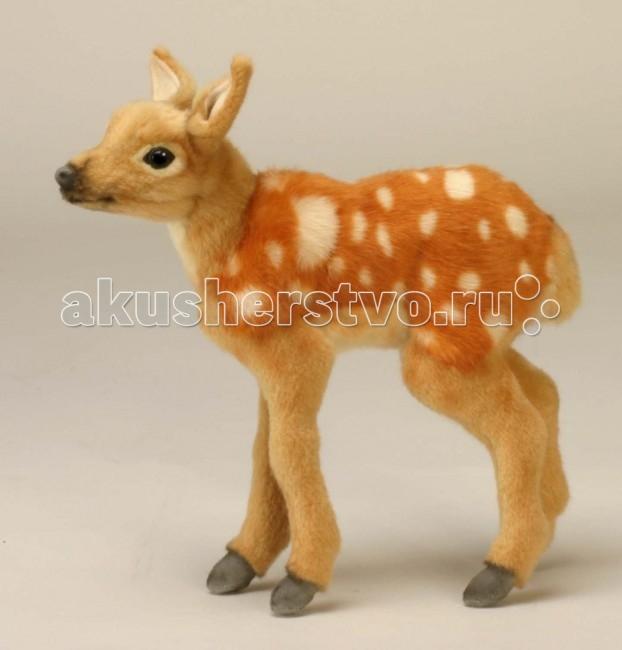 Купить Мягкие игрушки, Мягкая игрушка Hansa Олененок Бэмби 30 см
