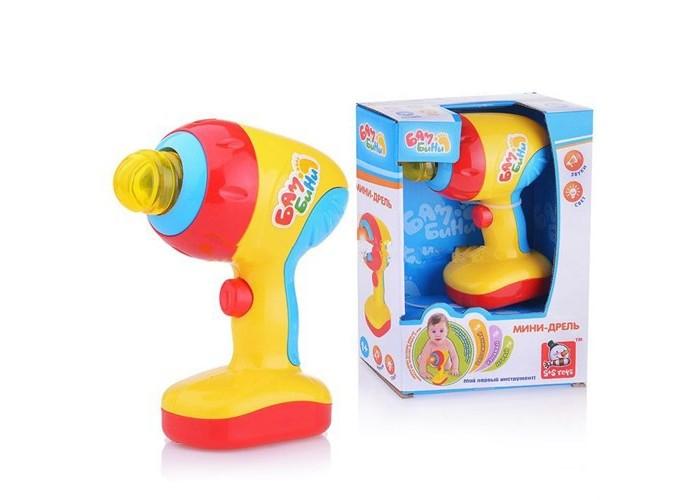 Ролевые игры S+S Toys Игрушка Дрель s s toys электронная игрушка смартфон цвет розовый