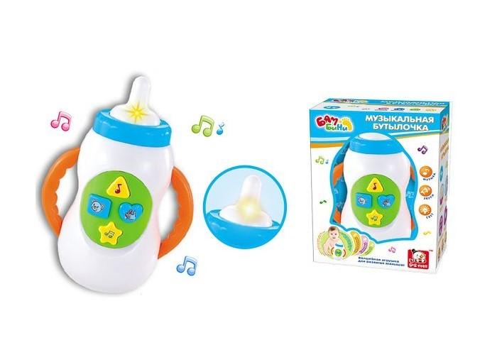 Музыкальные игрушки S+S Toys Бутылочка 100638875 s s toys музыкальная игрушка пианино цвет розовый
