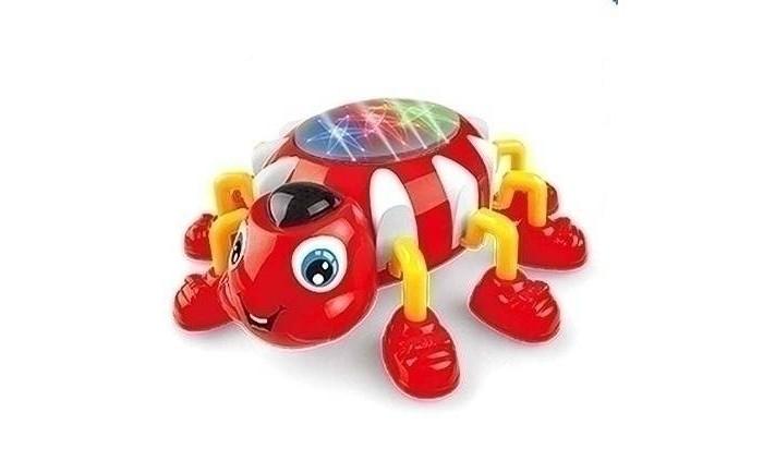 Развивающие игрушки S+S Toys Паучок 100068265 фигурки игрушки s s развивающая игра бегающий дракончик